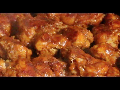 Tavada Mangal Tadında Tavuk / Lokum Gibi/Acayip Tarifler - YouTube