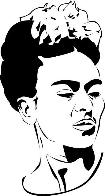 Frida Kahlo (by Yomahra Aquino)