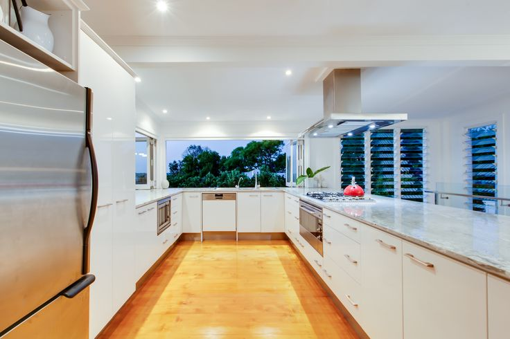 Love this open-living kitchen! #Synergy_BD #InteriorDesign