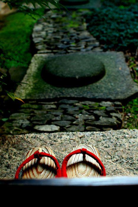 Japanese sandal -zori-