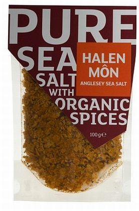Halen Môn Spicy Sea Salt