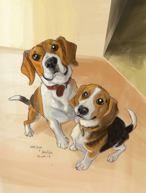 looks like Yogi and Omlette:)