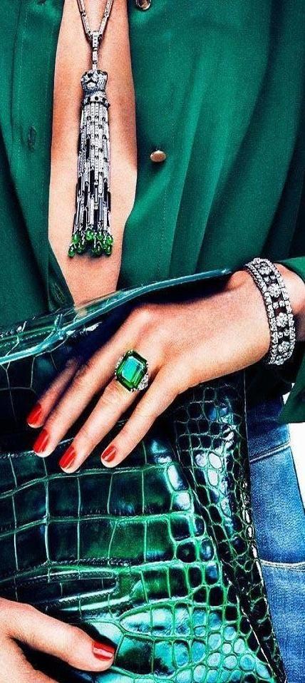 Millionaire's Closet- Cartier Accessories- ~LadyLuxury~