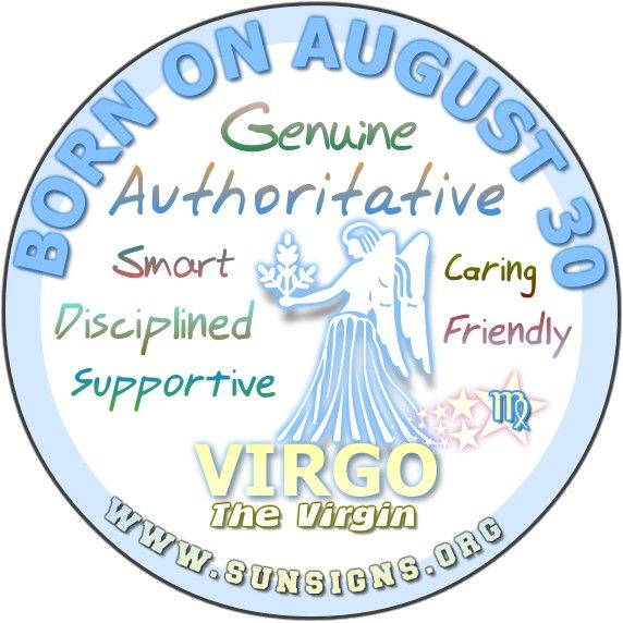 IF YOUR BIRTHDAY IS AUGUST 30, you are a conservative individual.