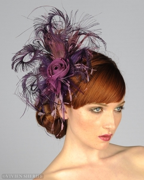 Vivien Sheriff Millinery Hats And Headpieces Bridal For The Races Hat Hire