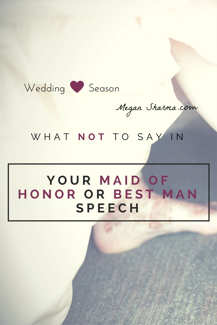 The 25 Best Matron Of Honor Speech Ideas On Pinterest