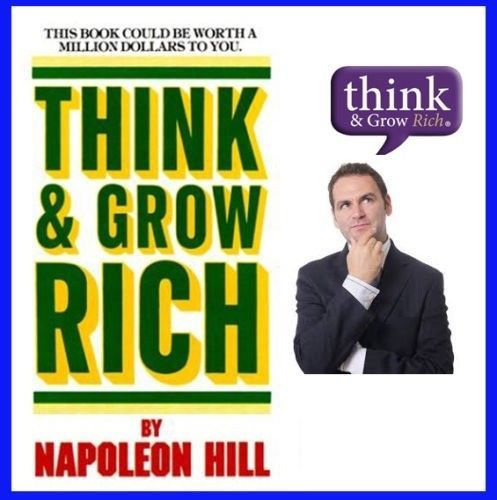Think And Grow Rich Napoleon Hill ebook-pdf Resell Rights