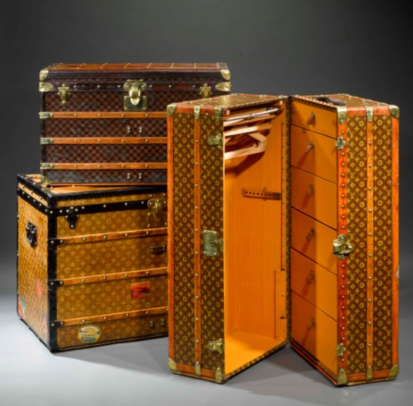 steamer wardrobe trunk google search