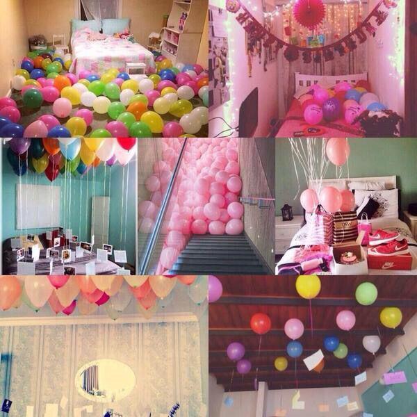 Best 25+ Boyfriend Birthday Surprises Ideas On Pinterest