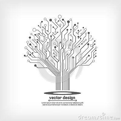 19 best Vector circuit images on Pinterest | Circuits, Circuit board ...