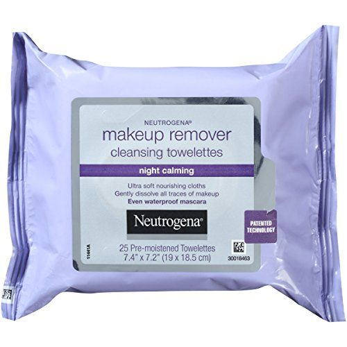 Neutrogena Makeup Remover Cleasing Towelettes $25