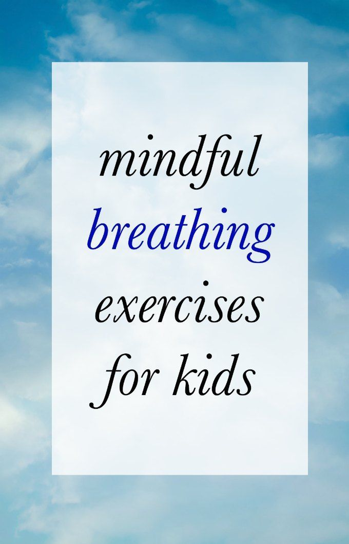 3 mindful breathing exercises for kids and resources for how to keep their lungs healthy!