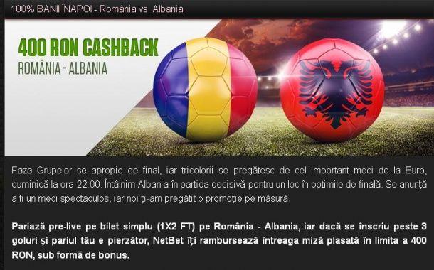 Avancronică şi pronosticuri de la laur1985: România vs Albania - ponturi pariuri EURO 2016 - PariuriX.com