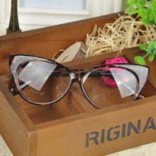 Llano Marco Ojo gafas de Sol Gafas gafas de Ojo de Gato Regalo de Cumpleaños 2016 Ojo Estilo Leopard Gafas de Sol Marco * 37(China (Mainland))