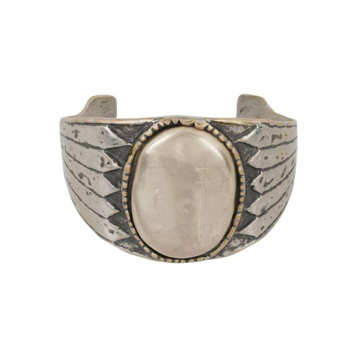 Pascale Monvoisin's Ginger cuff, Bracelet Brass - MERCI