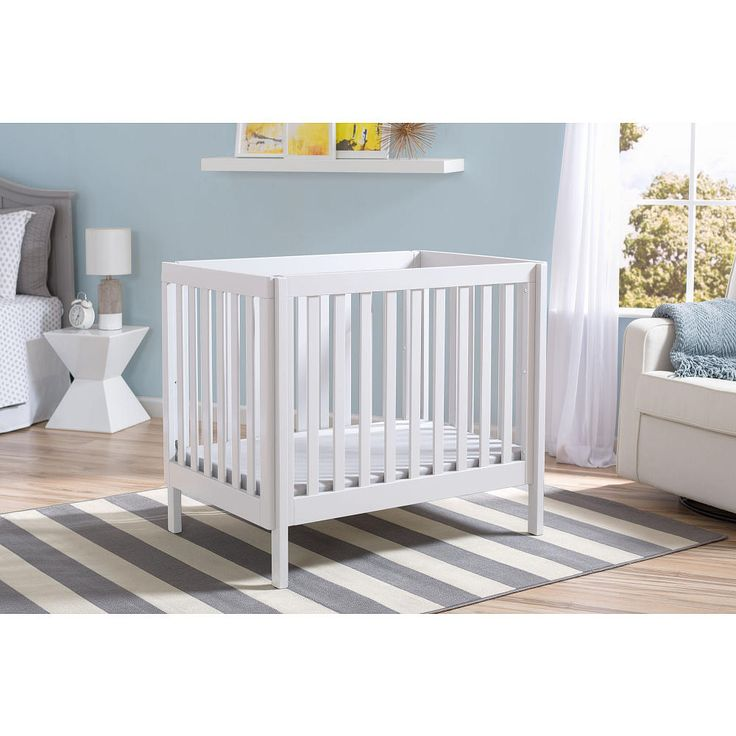 25 Best Ideas About Mini Crib On Pinterest Small Space
