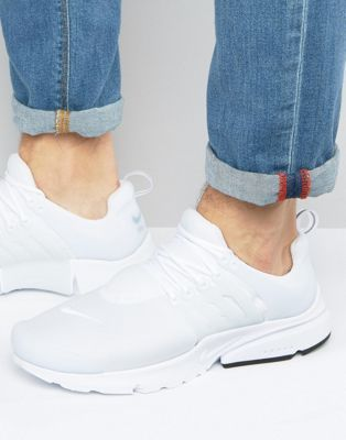 Белые кроссовки Nike Air Presto 848187-100