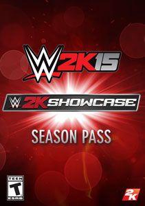 WWE 2K15 Season Pass - Xbox 360 [Digital Download Add-On], CCR-00017