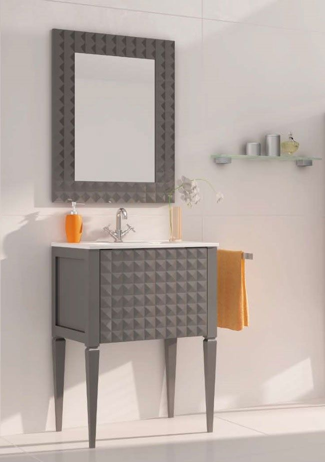 42 best images about muebles ba o on pinterest vanity - Mueble bano pequeno ...