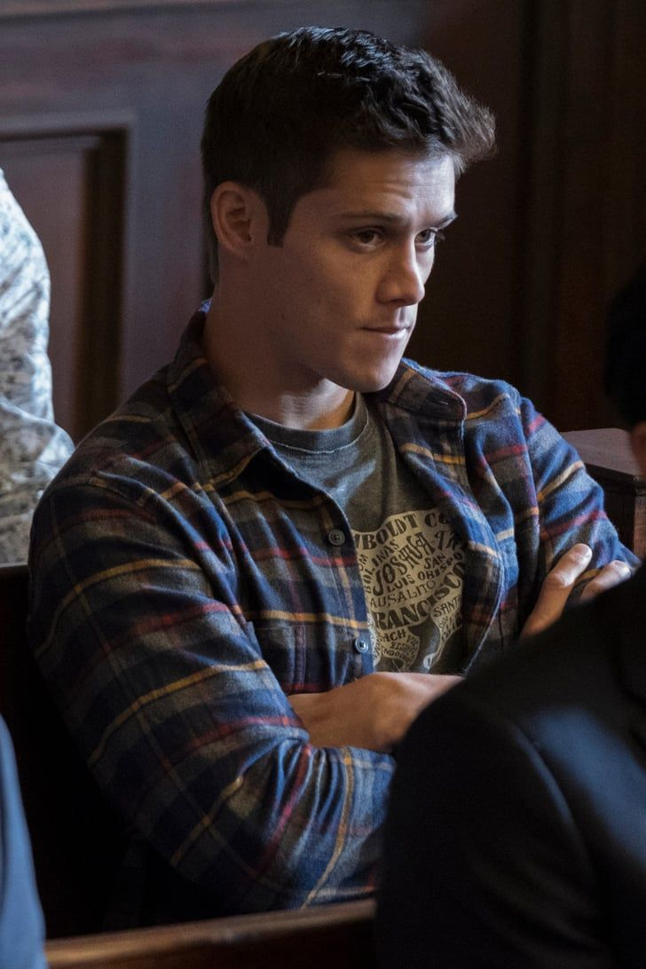 13 Reasons Why S Timothy Granaderos On That Scene It Shouldn T Be An Easy Thing To Watch Timothy Granaderos Montgomery 13 Reasons Why 13 Reasons Why Reasons
