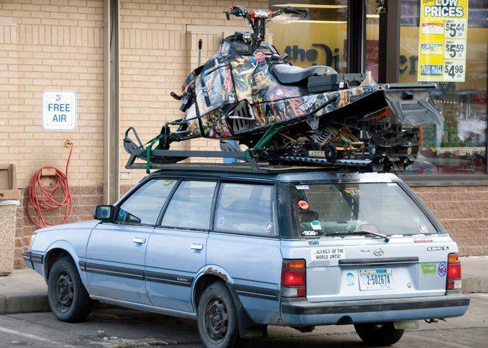 As Seen In Bozeman Montana Pinterest Subaru Outback