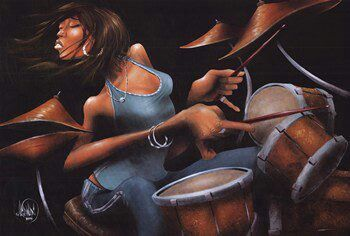 Drumstress