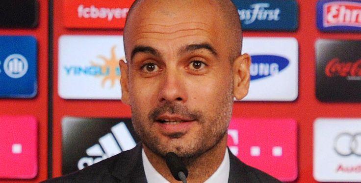 Guardiola in München vorgestellt - Neuer Bayern-Trainer - Der deutsche Fußball-Rekordmeister hat den Nachfolger von Jupp Heynckes präsentiert.