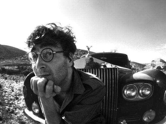 John Lennon, Spain, 1966 by Douglas Kirkland