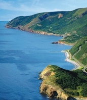 Cape Breton - a great road trip with Deb