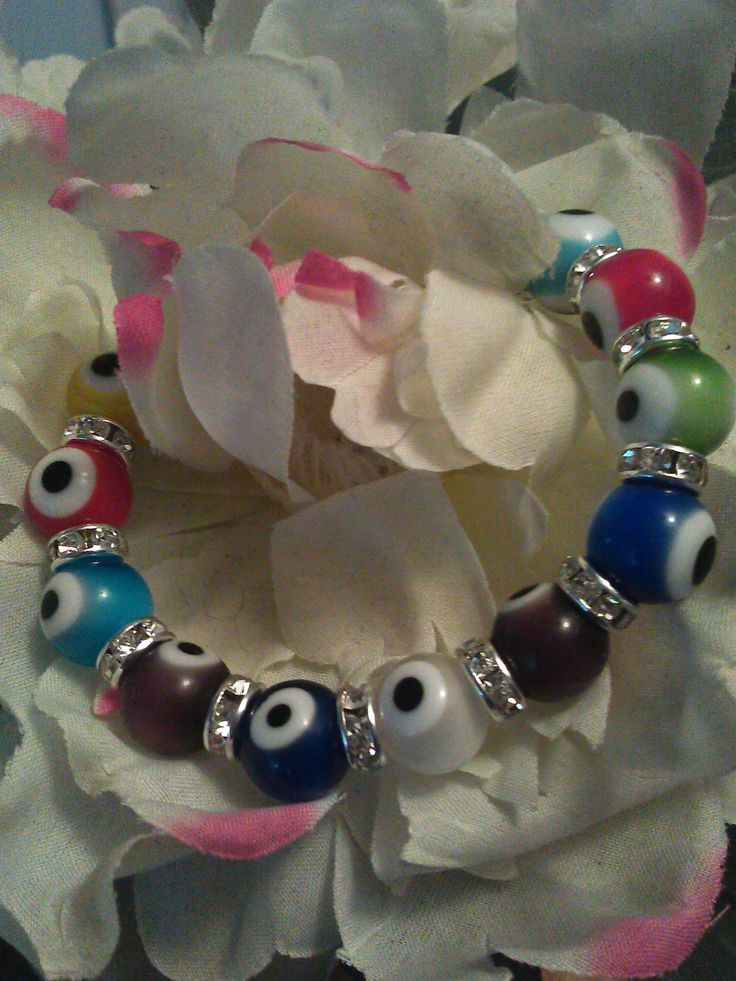 All Eyes On U bracelet