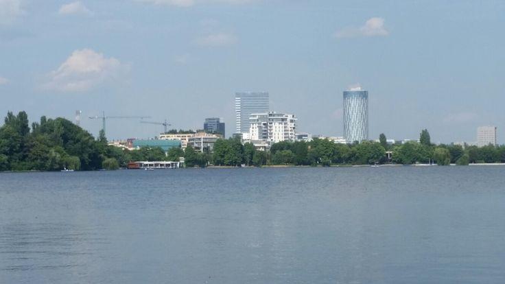 Modern city, Herestrau, Bucharest