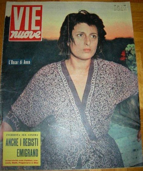 Anna Magnani (giornale / magazine)