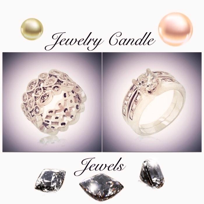 Beautiful Jewelry Candle jewelry!