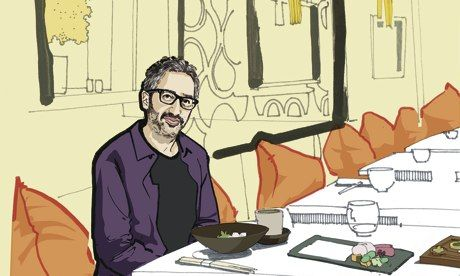 David Baddiel: I don't think 'what would Jesus do?' I think 'what would John Updike do?'