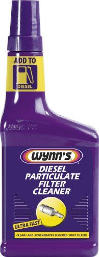 wynns diesel particulate filter cleaner