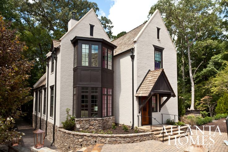 2014 serenbe designer showhouse architecture design by for Custom home builders in atlanta