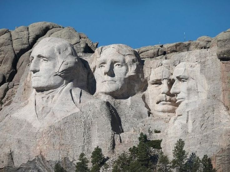Les élections américaines en question(s) : qui sont les présidents sur le mont Rushmore et pourquoi eux ? – metronews