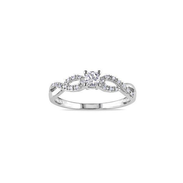 miadora promise ring ❤ liked on Polyvore featuring jewelry, rings, engagement rings, pandora jewelry and womens jewellery