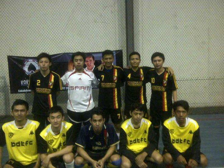 Team KAKAKDEWA II