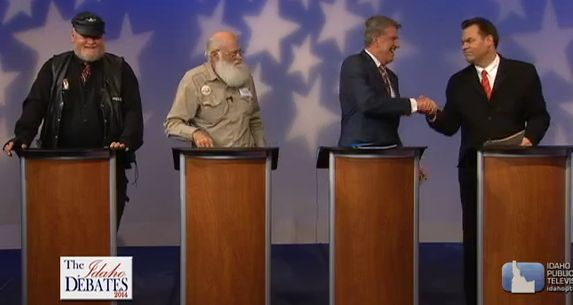 Idaho governor's race delivers one of the wackiest debates ever seen - BizPac Review