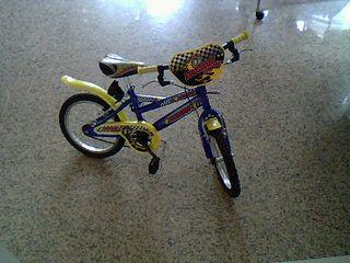 Day-Art: 9974 Bicicl MTB Blu R16 – € 55 – #Biciclette e #Tricicli #XMarr | Switch In Tortona