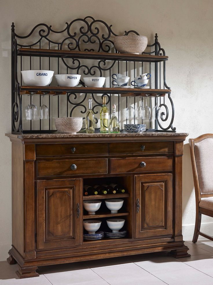 The Kincaid Furniture Dining Room Bakeru0027s Rack Is Available In The Winston  Salem, NC Area From Bowen Town And Country Furniture Co.