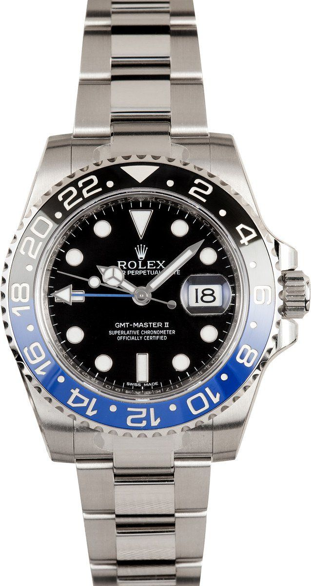 "Rolex GMT-Master II ""Batman"" close to the top of my list of watches I want to buy next."