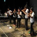 Educación: Con gran fervor el Nivel Secundario recibió al IntegrArte