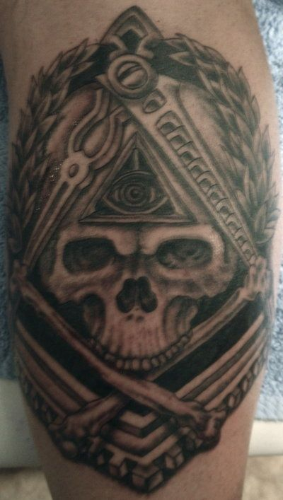 masonic tattoos | Masonic Tattoos