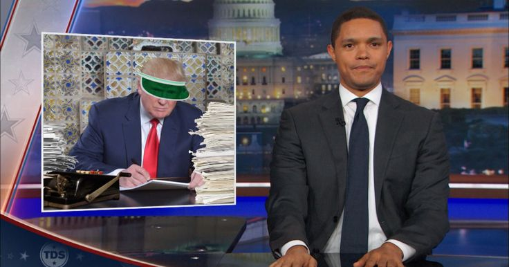 Trump's Pre-Inauguration Photo Op-The Daily Show with Trevor Noah - Video Clip | Comedy Central