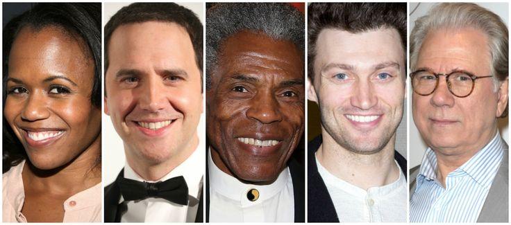 Nikki Renee Daniels, Andre De Shields,John Larroquette & More Will Lead Starry Cast of Encores! 1776