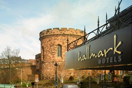 One Night Break for Two at a Hallmark Hotel