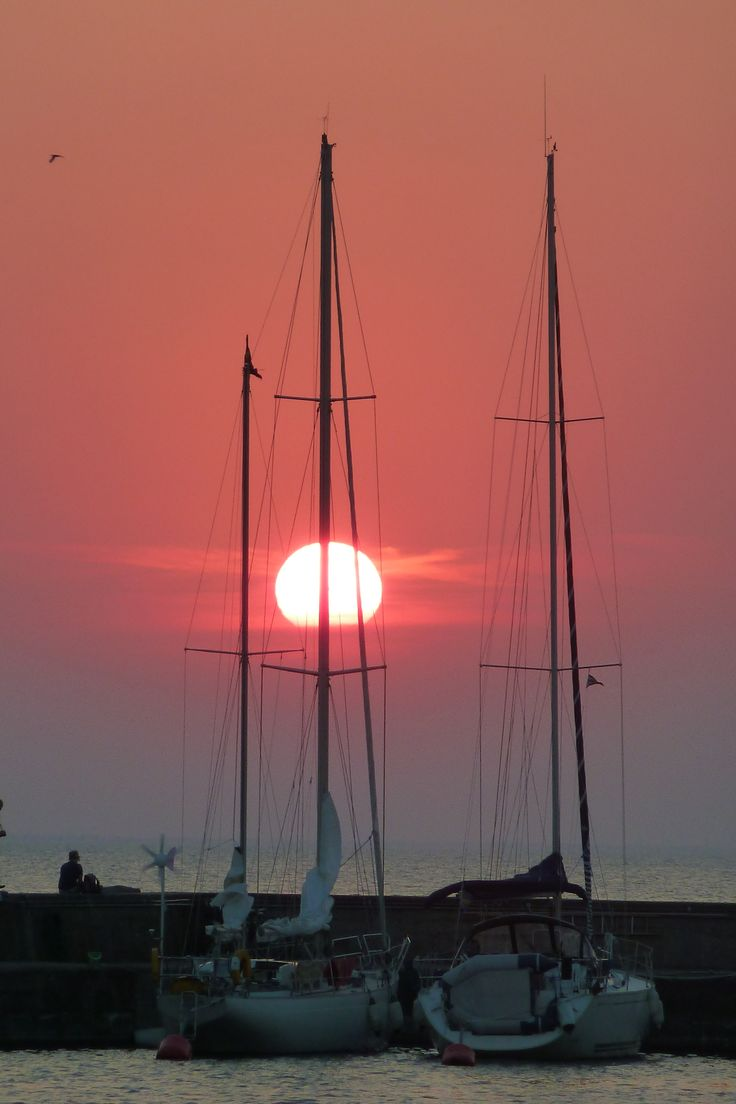 Sunset Byxelkrok, Öland
