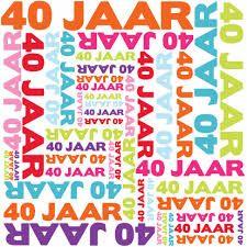 gefeliciteerd met je verjaardag 40 Gefeliciteerd Met Je Verjaardag 40 Jaar   ARCHIDEV gefeliciteerd met je verjaardag 40